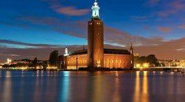 Панорама порта Стокгольма