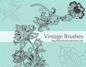 Vintage Brushes