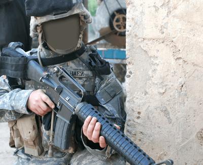 солдат Америки