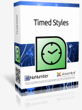 Timed styles