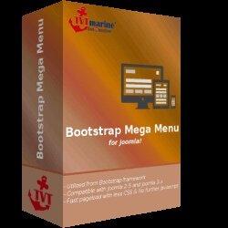 T-Bootstrap Mega Menu