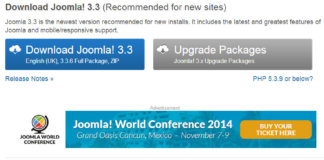 Joomla 2.5 & 3.x скачать