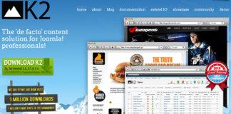 K2 в Joomla