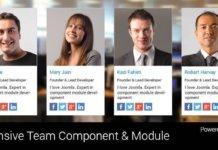 TLP Team Component