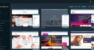 Онлайн конструктор бизнес сайтов uKit