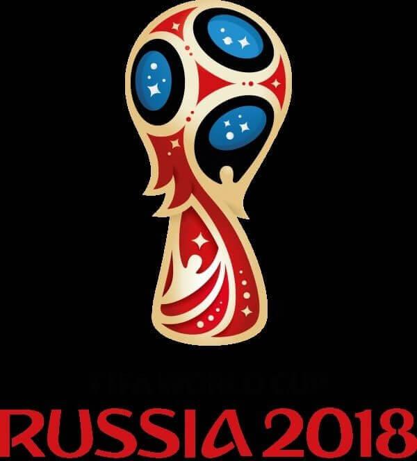 Логотип Чемпионата Мира по футболу 2018