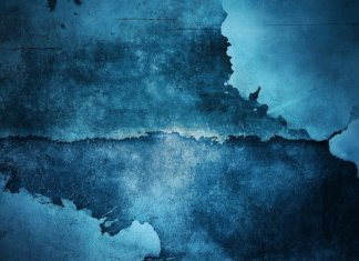blue-grunge-background