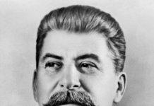Фотопортрет Иосифа Сталина