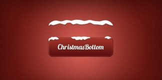 рождественская кнопка