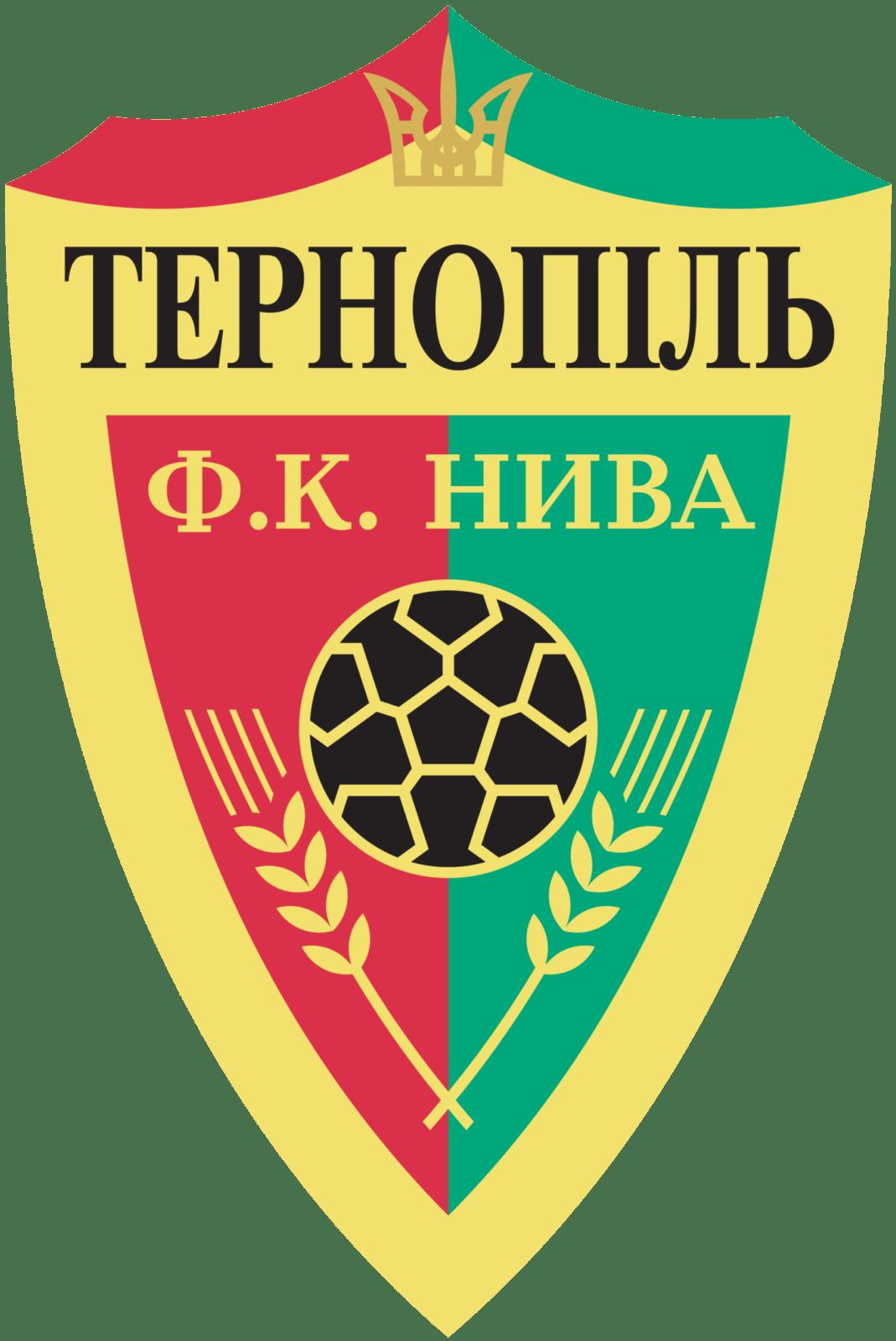 Герб ФК «Нива» Тернопiль