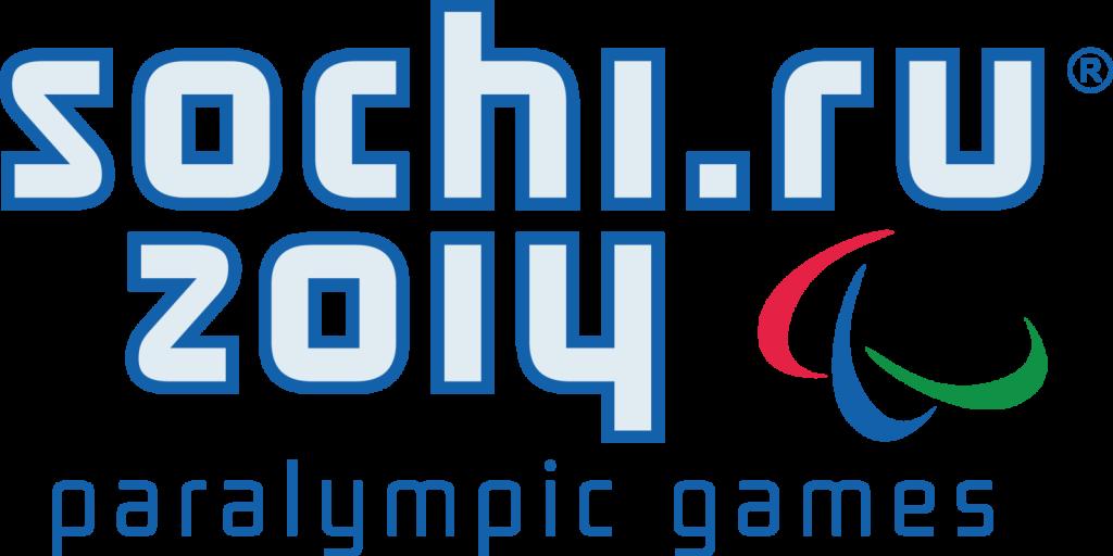 Векторная эмблема паралимпийских игр в Сочи 2014