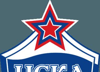 Логотип баскетбольного клуба ЦСКА