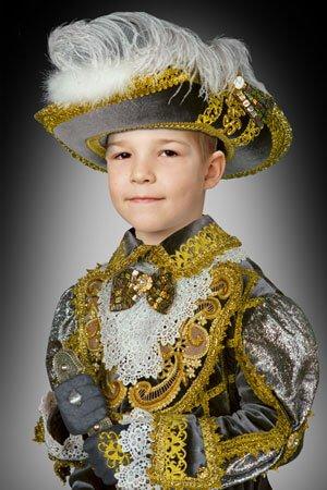 мальчик - мушкетер