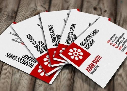 MockUp BusinessCard