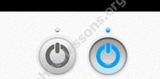 Кнопка для Фотошоп