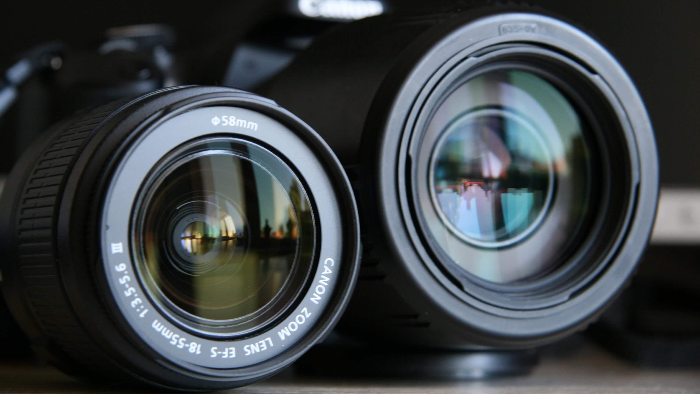 Выбор объектива для начинающего фотографа