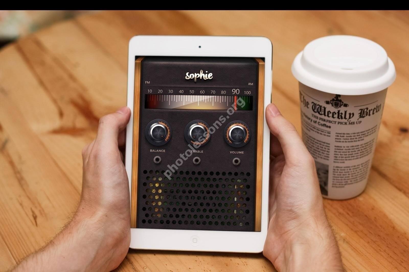 Радио для iPad