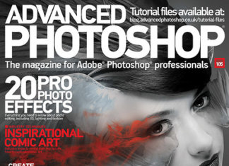 Advanced Photoshop 2013 105 January