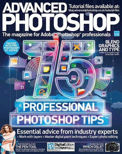 Advanced Photoshop 2013 114 October