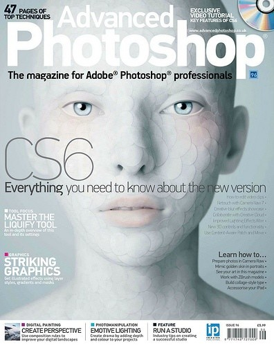 Advanced Photoshop 2012 96 May
