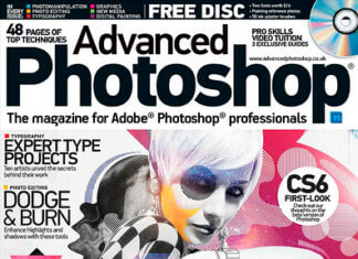 Advanced Photoshop 2012 95 April