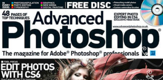 Advanced Photoshop 2012 97 June