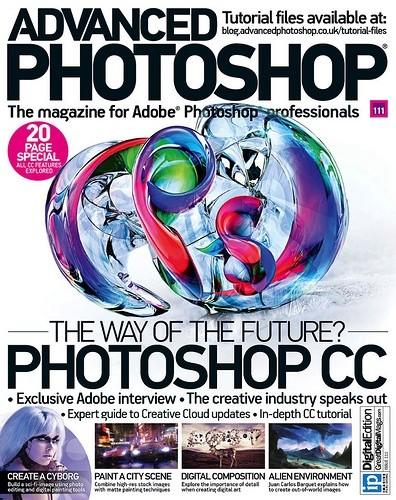 Advanced Photoshop 2013 111 July