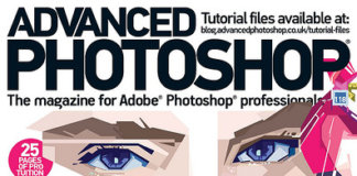 Advanced Photoshop 2014 118 January