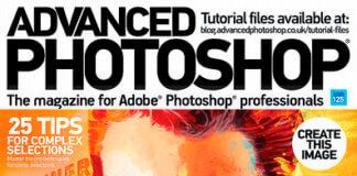 Advanced Photoshop 2014 125 August