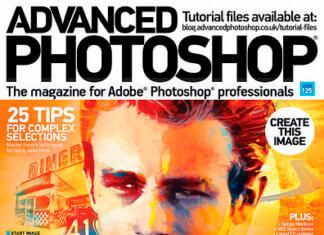 Advanced Photoshop 2014 125 August
