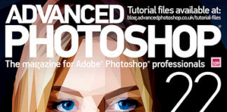 Advanced Photoshop magazine 2014, April issue 121
