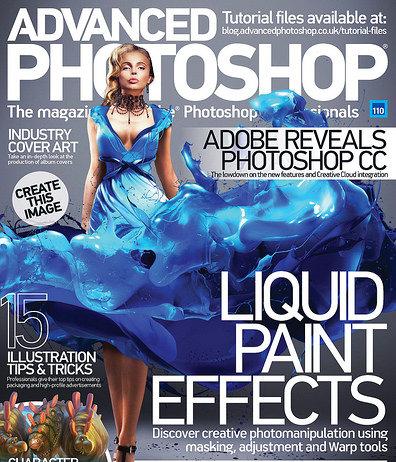 Advanced Photoshop 2013 110 June