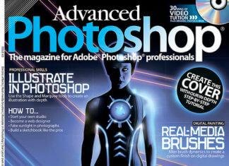 Advanced Photoshop 2009 63 October