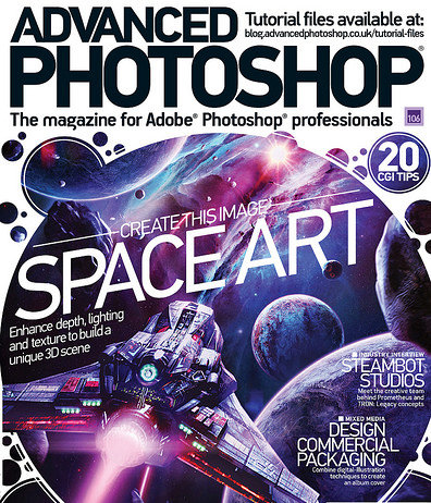 Advanced Photoshop 2013 106 February