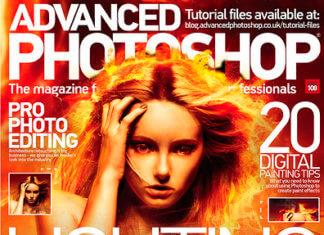 Advanced Photoshop 2013 108 April