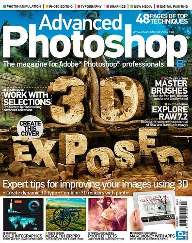 Advanced Photoshop 2012 102 November