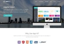 WordPress template – abrasive. Download the WordPress theme
