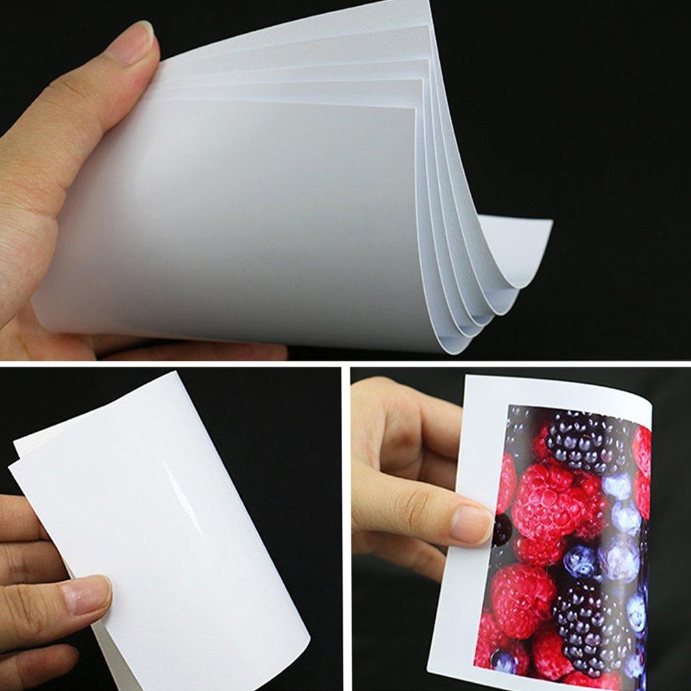 Выбор глянцевой бумаги для домашнего использования
