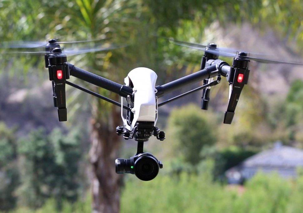 Профессиональные дроны с камерой
