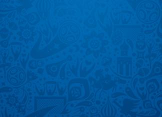 Фон Чемпионата мира по футболу 2018
