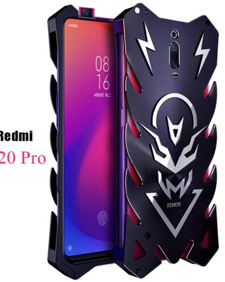 Xiomi Redmi K20 Pro Mi 9T Zimon - металлический чехол