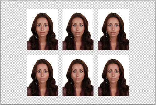 Как сделать фото 4 на 4 в домашних условиях онлайн