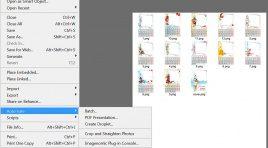 Как создать фото из нескольких фото в Фотошоп