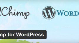 MailChimp for WordPress - плагин для почтовой рассылки писем