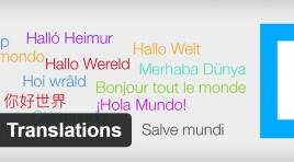 Genesis Translations - перевод на нужный язык в WordPress